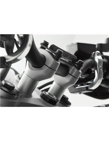 Elevador de Manillar SW-Motech H20 mm, para Triumph StreetTriple 675 (12-).