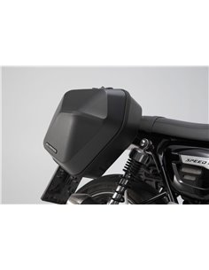 Sistema de Maletas Laterales URBAN ABS SW-Motech 2x 16,5 l para Triumph Speed Twin 1200 (18-).