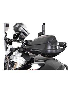 Kit de Protectores de Manos BBSTORM SW-Motech Negro. Para Modelos Específicos.